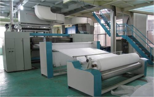 Производство нетканых материалов
